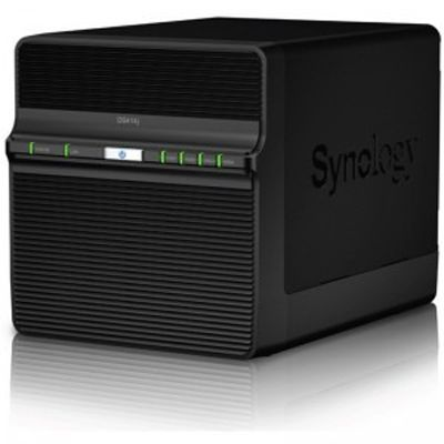 Сетевое хранилище Synology DiskStation DS414j