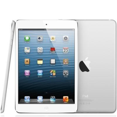 Планшет Apple iPad mini 16Gb Wi-Fi + Cellular (White) MD543RS/A