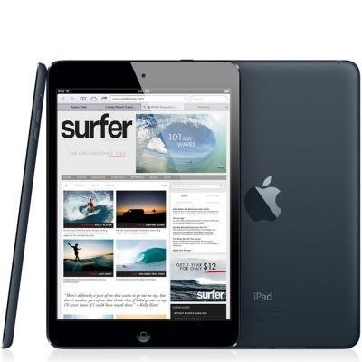 ������� Apple iPad mini 64Gb Wi-Fi + Cellular (Black) MD542RS/A