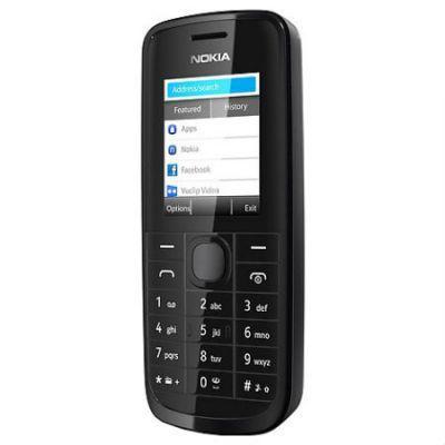 Телефон Nokia 109 (черный) 0022J43