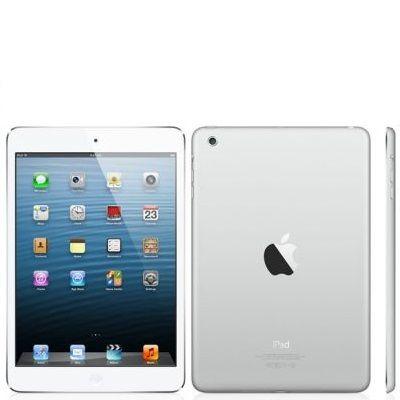 Планшет Apple iPad Air 32Gb Wi-Fi + Cellular 3G + LTE (Silver) MD795RU/A, MD795RU/B