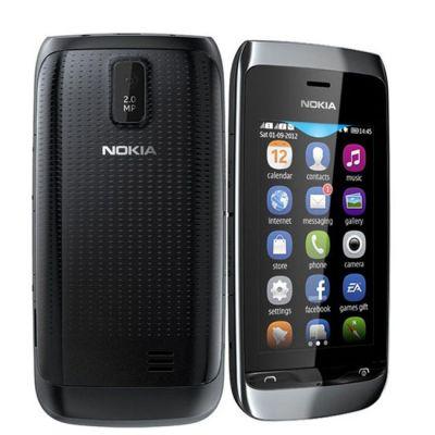 Смартфон Nokia Asha 310 (черный)