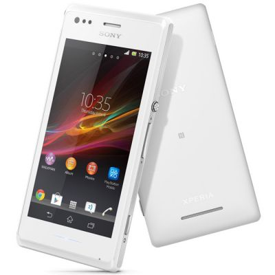 �������� Sony Xperia M dual (C2005) White