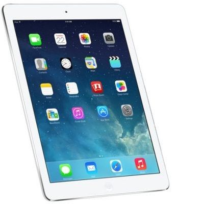 Планшет Apple iPad Air 128Gb Wi-Fi (Silver) ME906RU/A