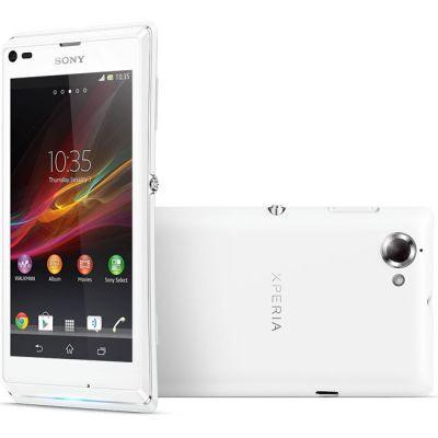 �������� Sony Xperia L White C2105