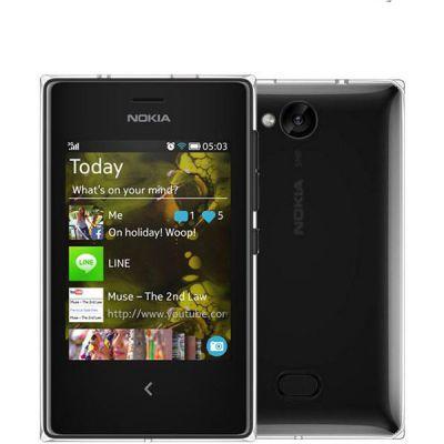 �������� Nokia Asha 503 Dual SIM (Black) A00016295