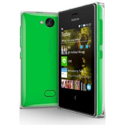 Смартфон Nokia Asha 503 Dual SIM (Green) A00016299