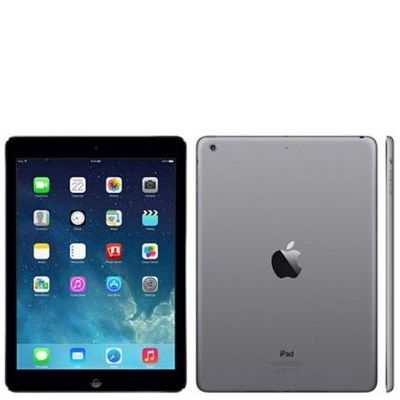 Планшет Apple iPad Air 128Gb Wi-Fi + Cellular 3G + LTE (Space Grey) ME987RU/A