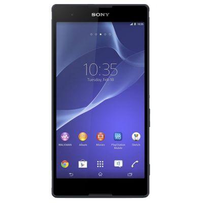 Смартфон Sony Xperia T2 Ultra dual D5322BLK 1280-7264