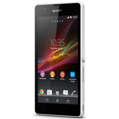 Смартфон Sony Xperia ZR LTE (C5503) White