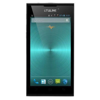 Смартфон Etuline S4521 Black ETL-S4521B.U939