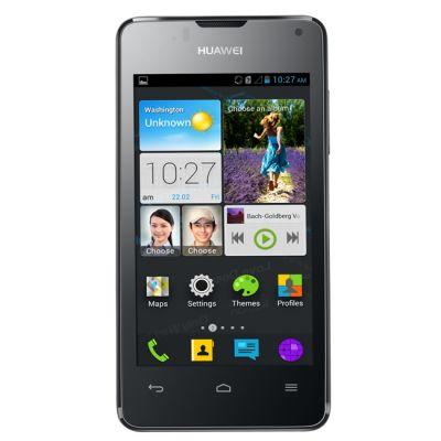 Смартфон Huawei Ascend Y300 Black