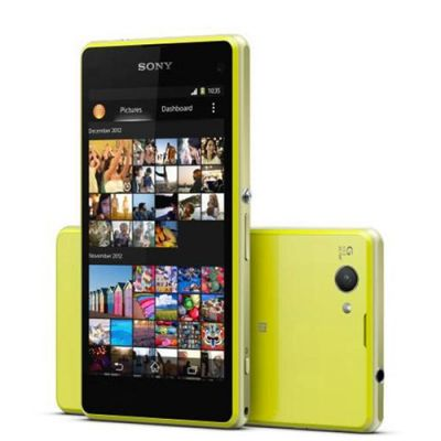 �������� Sony Xperia Z1 Compact D5503Lime 1291-0817