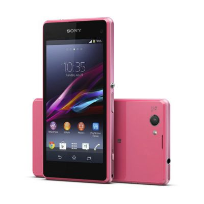 �������� Sony Xperia Z1 Compact D5503Pink 1291-0816