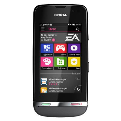�������� Nokia Asha 311 (Dark Grey)