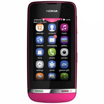Смартфон Nokia Asha 311 (Rose Red)