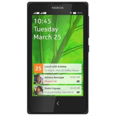 �������� Nokia X Dual Sim Black RM-980 A00017584