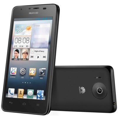 Смартфон Huawei Ascend G510 Black (U8951)