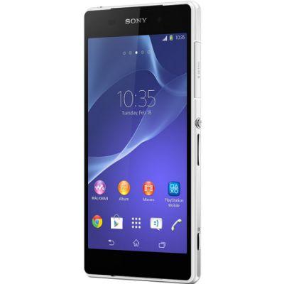 �������� Sony Xperia Z2 D6503White 1289-9653
