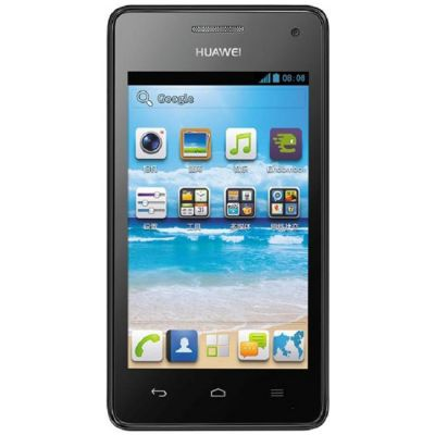 Смартфон Huawei Ascend G350 (Black) G350-U00