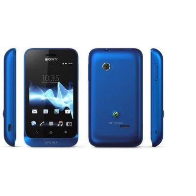 Смартфон Sony Xperia tipo Blue ST21i
