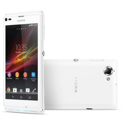�������� Sony Xperia L Diamond White C2105