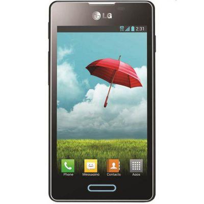 Смартфон LG Optimus L5 II E450 (черный)
