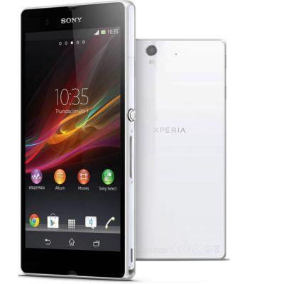 Смартфон Sony Xperia Z White C6603