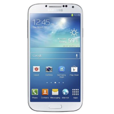 Смартфон Samsung Galaxy S4 64Gb GT-I9500 White GT-I9500ZWFSER