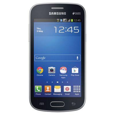 �������� Samsung Galaxy Trend Duos GT-S7392 Midnight Black GT-S7392MKASER