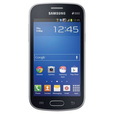 Смартфон Samsung Galaxy Trend Duos GT-S7392 Midnight Black GT-S7392MKASER