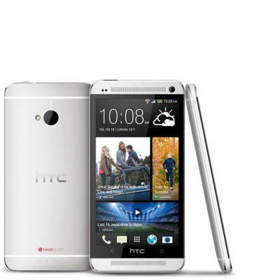 Смартфон HTC One Silver 32Gb