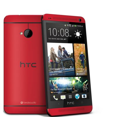 Смартфон HTC One Red 32Gb
