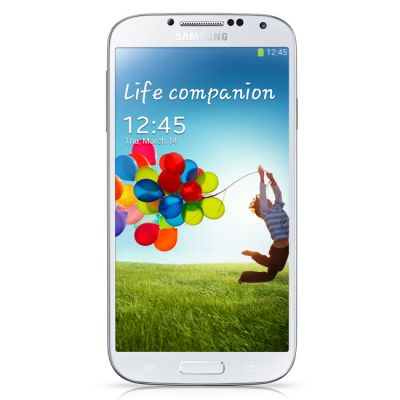 Смартфон Samsung Galaxy S4 16Gb GT-I9505 White GT-I9505ZWASER