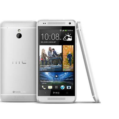 Смартфон HTC One Mini Silver 99HVR017-00