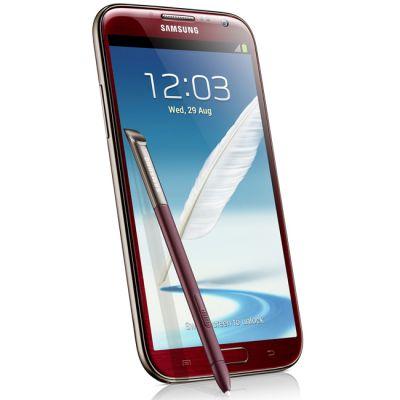 �������� Samsung Galaxy Note II 16Gb GT-N7100 Red GT-N7100ZRDSER