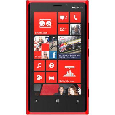 Смартфон Nokia Lumia 920.1 (красный)