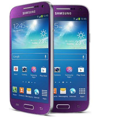 �������� Samsung Galaxy S4 mini GT-I9190 Purple Mirror GT-I9190ZPASER