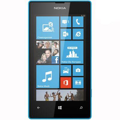 Смартфон Nokia Lumia 520 (синий)