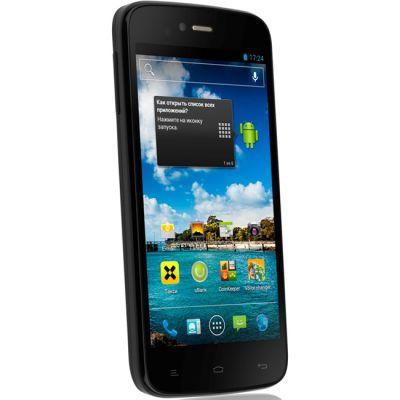 Смартфон Fly IQ4411 Quad Energie 2 Black