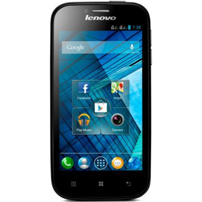 �������� Lenovo IdeaPhone A706 Black P0A50039RU