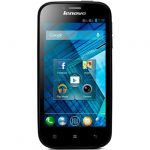 ��������, Lenovo IdeaPhone A706 Black P0A50039RU