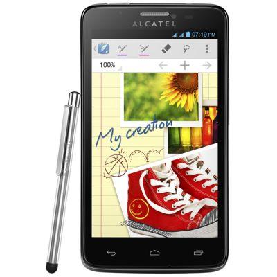 �������� Alcatel Scribe easy 8000D Black