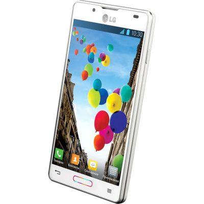 Смартфон LG Optimus L7 II (белый)