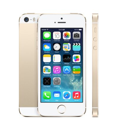 Смартфон Apple iPhone 5S 16Gb Gold ME434RU/A