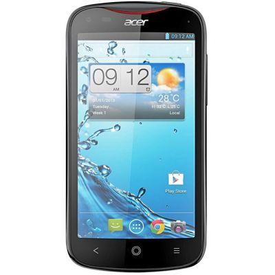 Смартфон Acer Liquid E2 Duo V370 Black HM.HC5ER.001