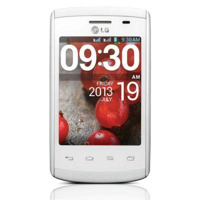 Смартфон LG Optimus L1 II (белый)