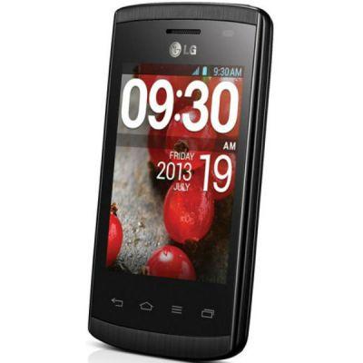 Смартфон LG Optimus L1 II (черный)