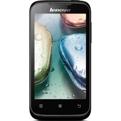 Смартфон Lenovo A369I Dual SIM Black
