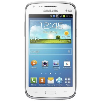 Смартфон Samsung Galaxy Core GT-I8262 White GT-I8262CWASER